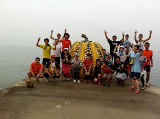 直島裸足キャンプ