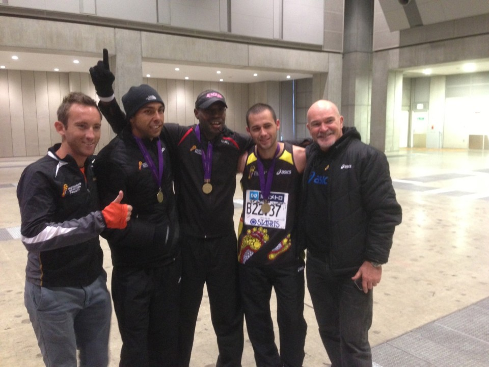 東京マラソンの裏で知られざる心温まるストーリー 原住民マラソンプロジェクト!