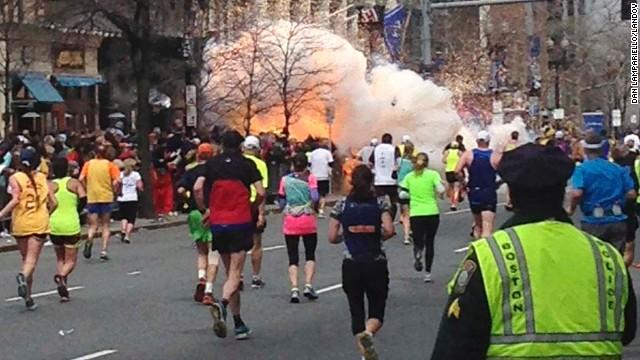 ボストンマラソンの悲劇 思い出の場所で。。。