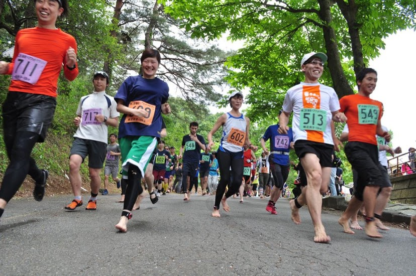 第二回飯能ベアフットマラソン終了&リザルト