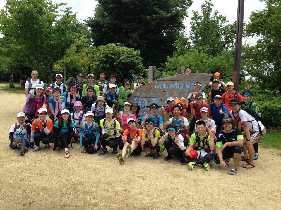 関西盛り上がってます! 六甲トレイルイベントやってきました!