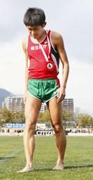 川内選手も裸足のトレーニングを取り入れている!