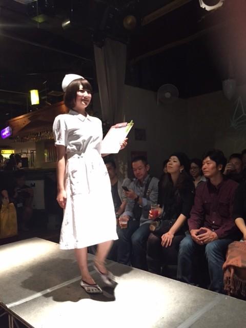 世界初!期待を遥かに超えたビブラムファッションショーin大阪