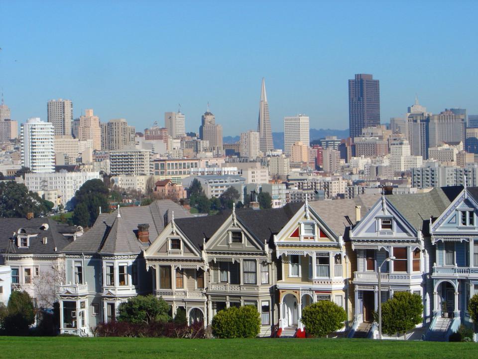 サンフランシスコの休日〜アメリカの最新トレンド情報♪