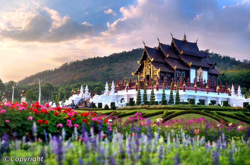 第3回 タイ王国ベアフットキャンプ!! バンコクxチェンマイ