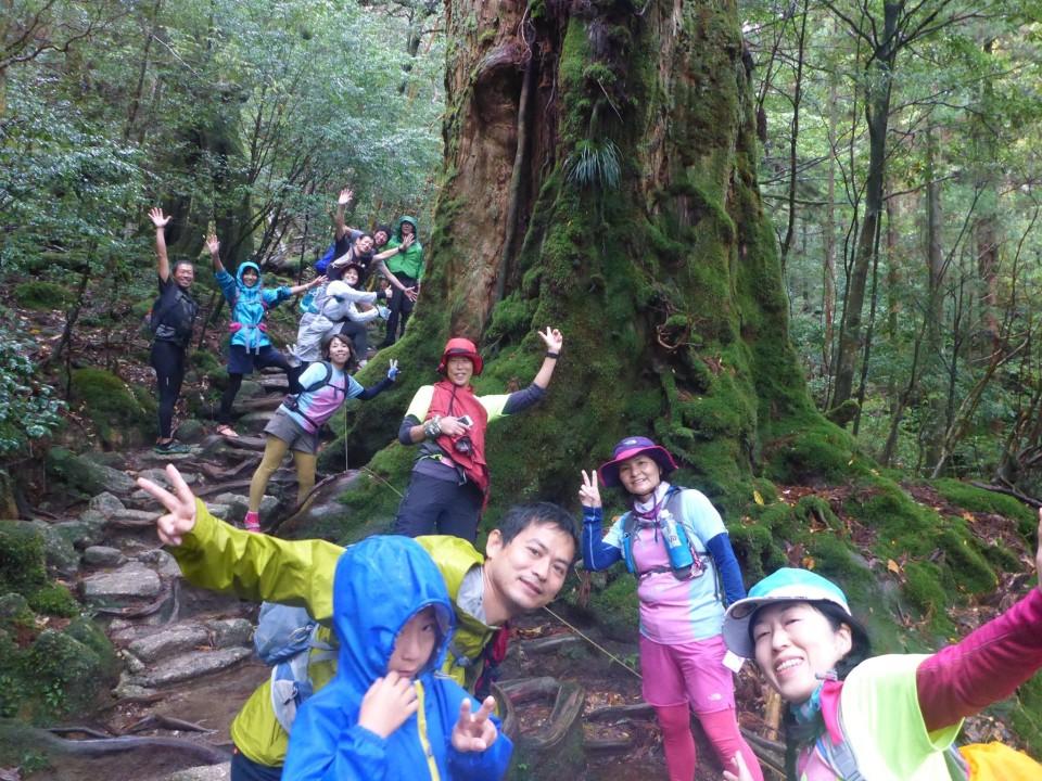 屋久島裸足キャンプやってきました!