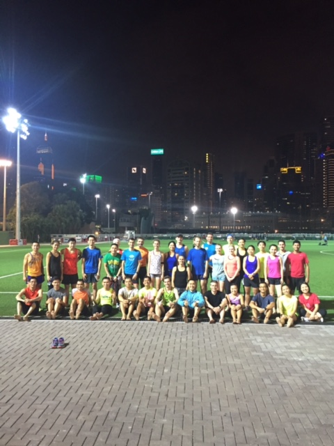 香港で広がるかも! 裸足ランニング