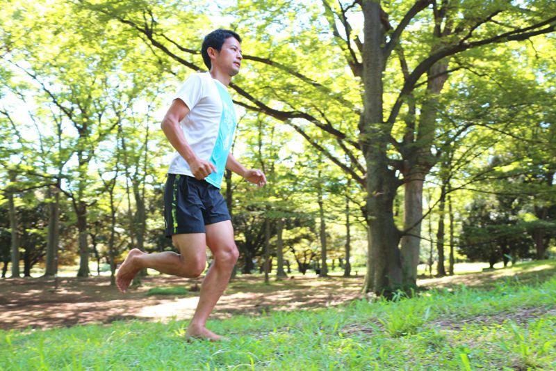 いよいよ明日は裸足ラン100km世界記録に挑戦!!!