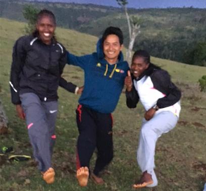 Running with Kenyans 〜最後の裸足ランナー〜