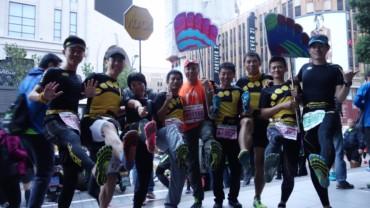 上海マラソン完走!