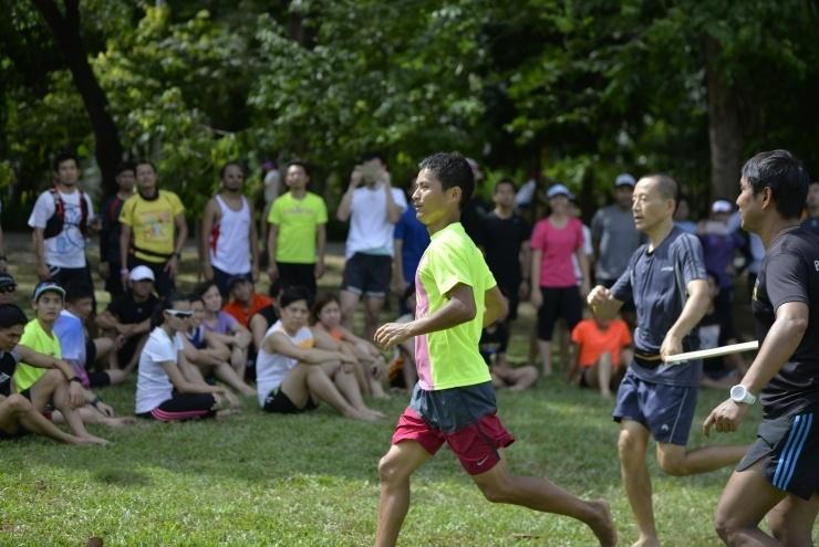これからしばらくは国内でランニング教室やります!元オリンピック選手とのコラボも。