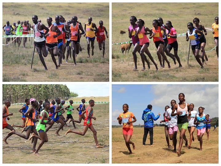 夏休みは皆でケニアに行こう!☆裸足ランニング選手権inケニア☆