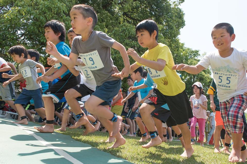 第六回飯能べアフットマラソンが開催されました!!!