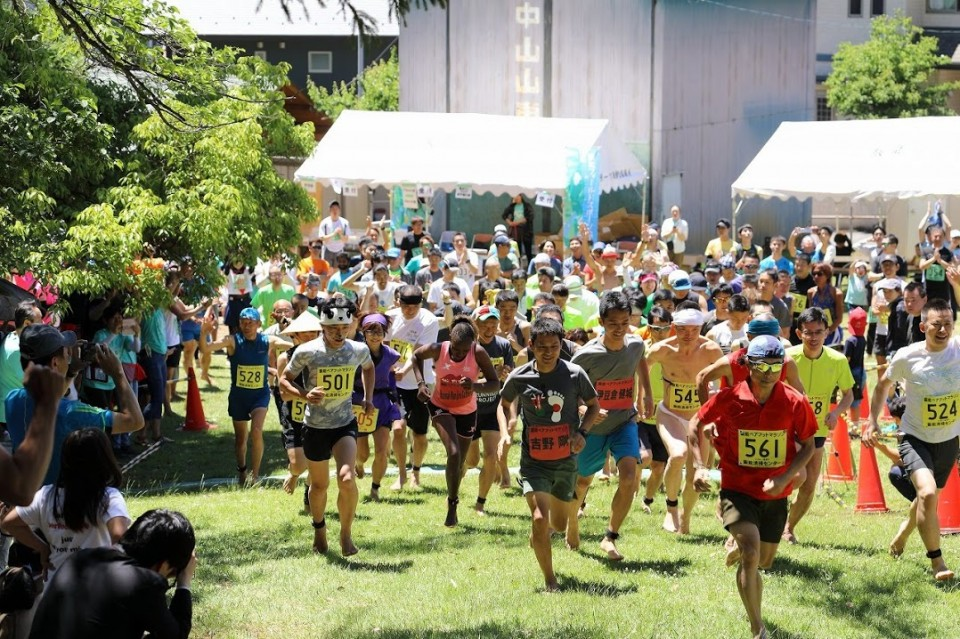 飯能ベアフットマラソン、今年も盛り上がりました!