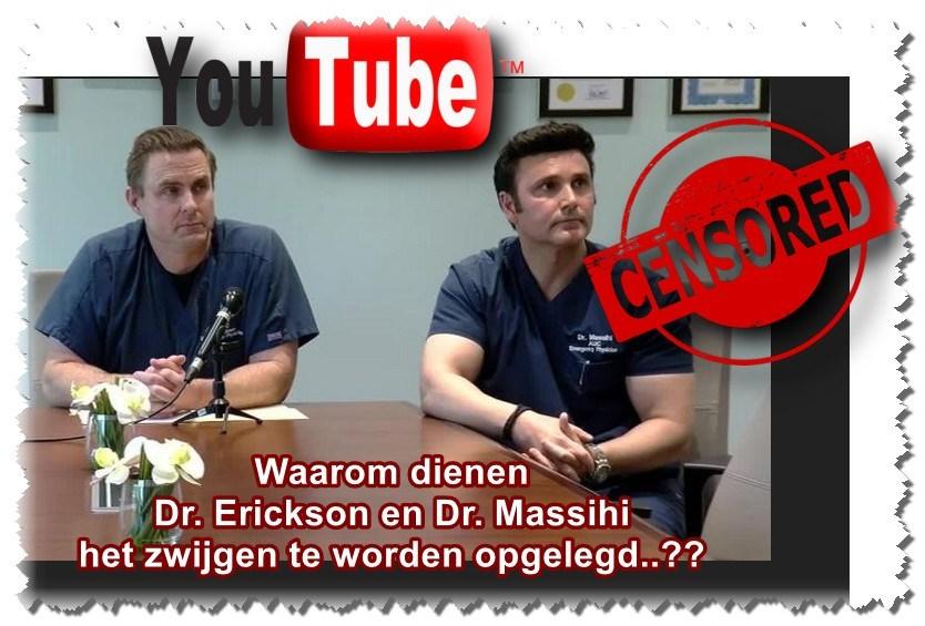 大きな議論を引き起こしているアメリカの医療現場からの発表とは youtubeで何度も削除される理由は?
